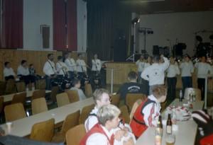 Konzertreise nach Köln 2002
